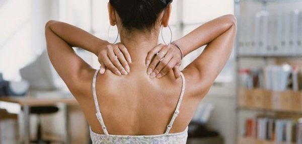 tensions dans le dos